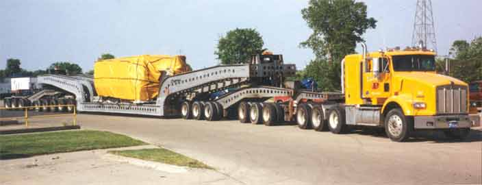 Machinery Movers and Riggers - Heavy Haulers - Machinery Installers - Millwrights